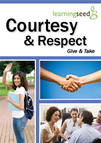 courtesy and respect give take in a relationship
