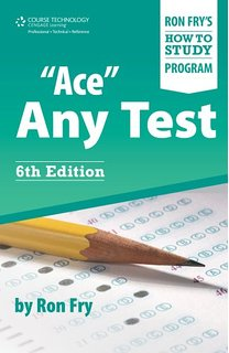 Ace Any Test, 6th Edition Personal Development, Study Skills, Assessment