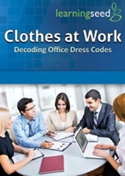 Clothes at Work: Decoding Office Dress Codes Work-based Learning, Co-op Work Experience, Community-based Learning, Fashion, Apparel