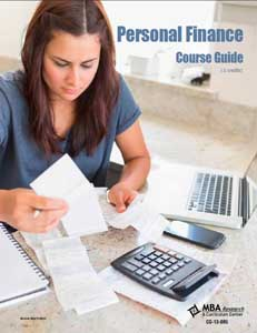 Course Guide: Personal Finance (Download) Financial Planning