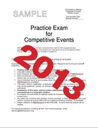 2013 Exams for DECA: Math and Econ only