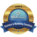 Digital Badge: Level 3 - Business and Marketing Essentials - DB-BMA-3