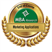 Digital Badge: Level 3 - Marketing Applications - DB-MA-3