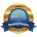Digital Badge: Level 3 - Marketing Principles - DB-MK-3