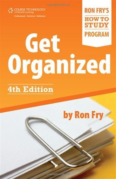 Get Organized, 4th Edition Personal Development