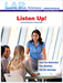 LAP-CO-017, Listen Up! (Demonstrating Active Listening Skills) (Download) - LAP-CO-017