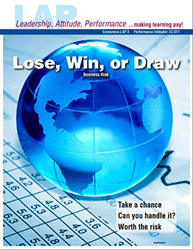 LAP-EC-003, Lose, Win, or Draw (Business Risk) (Download) Economics, Free Enterprise, Entrepreneurship, Risk Management