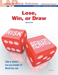 LAP-EC-003, Lose, Win, or Draw (Business Risk) Economics, Free Enterprise, Entrepreneurship, Risk Management