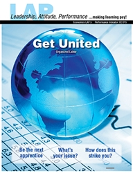 LAP-EC-005, Get United (Organized Labor) (Download) EC:015, Economics, Free Enterprise