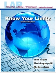 LAP-EC-031, Know Your Limits (Law of Diminishing Returns) (Download) Economics