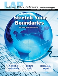 LAP-EC-104, Stretch Your Boundaries (The Global Business Environment) (Download) LAP-EC-022, Economics, International Business