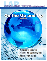LAP-EC-106, On the Up and Up (Business Ethics) (Download) Economics, LAP-EC-021