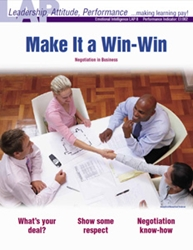 LAP-EI-008, Make It a Win-Win (Negotiation in Business) Emotional Intelligence, Leadership, Problem Solving, Decision Making, Communications
