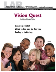 LAP-EI-060, Vision Quest (Enlisting Others in Vision) (Download) Emotional Intelligence, Management, Leadership, LAP-EI-013