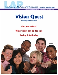 LAP-EI-060, Vision Quest (Enlisting Others in Vision) Emotional Intelligence, Management, Leadership, LAP-EI-013