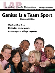 LAP-EI-130, Genius Is a Team Sport (Collaborating With Others) (Download) Emotional Intelligence, Ethics