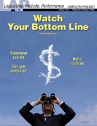LAP-FI-004, Watch Your Bottom Line (Income Statements) (Download) Financial Management, Budgeting, Recordkeeping, Financing