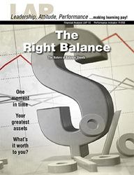LAP-FI-010, The Right Balance (The Nature of Balance Sheets) (Download) FI:093, Financial Management, Budgeting, Recordkeeping, Financing, Accounting