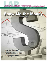 LAP-FI-085, Show Me the Money (Nature of Accounting) (Download) FI:085, LAP-FI-005, Budgeting, Recordkeeping, Financing
