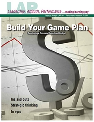 LAP-FI-099, Build Your Game Plan (Developing a Company/Department Budget) (Download) FI:099, Financial Management, Budgeting, Recordkeeping, Financing, Entrepreneurship