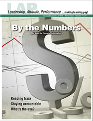LAP-FI-579, By the Numbers (The Need for Financial Information) (Download) LAP-FI-009, Financial Management, Budgeting, Recordkeeping, Financing, Accounting
