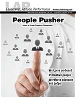 LAP-HR-410, People Pusher (Nature of Human Resources Management) (Download) HR:410, LAP-HR-035, Recruiting, Training, Employing, Careers