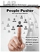 LAP-HR-410, People Pusher (Nature of Human Resources Management) (Download) - LAP-HR-410