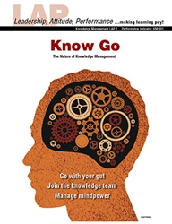 LAP-KM-001, Know Go (The Nature of Knowledge Management) (Download) KM:001