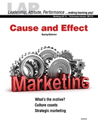LAP-MK-014, Cause and Effect (Buying Behavior) (Download) MK:014, LAP-MK-006, Marketing