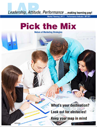 LAP-MP-002, Pick the Mix (Nature of Marketing Strategies) (Download) MP:001, Market Planning