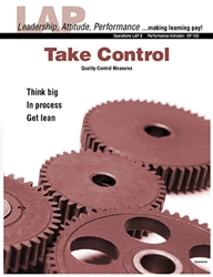 LAP-OP-008, Take Control (Quality-Control Measures) (Download) OP:163, Operations, Branding, Product Management, Product Planning