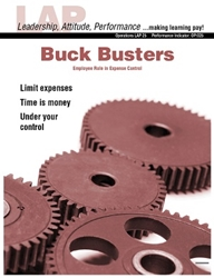LAP-OP-025, Buck Busters (Employee Role in Expense Control) (Download) OP:025, LAP-OP-005, Operations