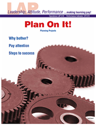 LAP-OP-519, Plan On It! (Planning Projects) (Download) OP:519, Operations