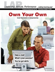 LAP-PD-066, Own Your Own (Career Opportunities in Entrepreneurship) (Download) PD:066, Professional Development, LAP-PD-004