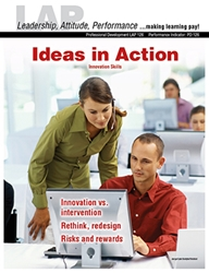 LAP-PD-126, Ideas in Action (Innovation Skills) (Download) Professional Development, Entrepreneurship, LAP-PD-018