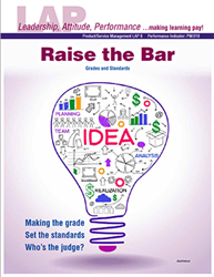 LAP-PM-008, Raise the Bar (Grades and Standards) (Download) PM:019, Product Management, Product Planning, Branding, Consumer Economics