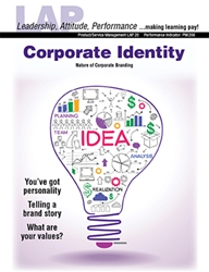 LAP-PM-020, Corporate Identity (Nature of Corporate Branding) (Download) Product Management, Product Planning