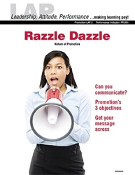 LAP-PR-002, Razzle Dazzle (Nature of Promotion) (Download)