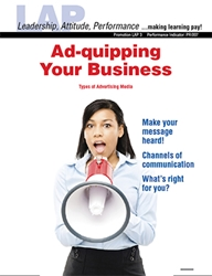LAP-PR-003, Ad-quipping Your Business (Types of Advertising Media) (Download) Promotion