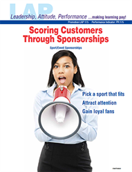 LAP-PR-175, Scoring Customers Through Sponsorships (Sport/Event Sponsorships) (Download) LAP-PR-017, Promotion, Sports Marketing
