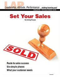 LAP-SE-048, Set Your Sales (The Selling Process) (Download) SE:048, LAP-SE-126