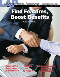 LAP-SE-113, Find Features, Boost Benefits (Feature-Benefit Selling) (Download)