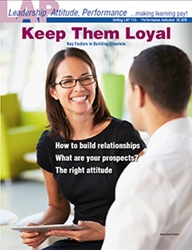 LAP-SE-115, Keep Them Loyal (Key Factors in Building Clientele)  (Download) Selling