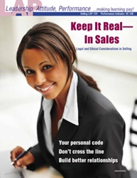 LAP-SE-129, Keep It Real--In Sales (Legal and Ethical Considerations in Selling) (Download) SE:106, Ethics