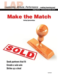 LAP-SE-321, Make the Match (Selling Sponsorships) (Download) SE:321, LAP-SE-127, Sports Marketing, Promotion