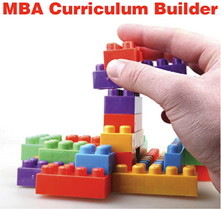 MBA Curriculum Builder