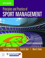 Principles and Practice of Sport Management, 6th Edition Sports Marketing