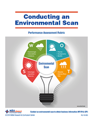 Rubric: Conducting an Environmental Scan (Download)