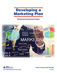 Rubric: Developing a Marketing Plan (Download)