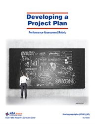 Rubric: Developing a Project Plan (Download)